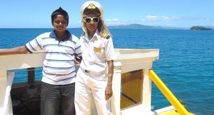Captain Singh Urges Women To Become Seafarers