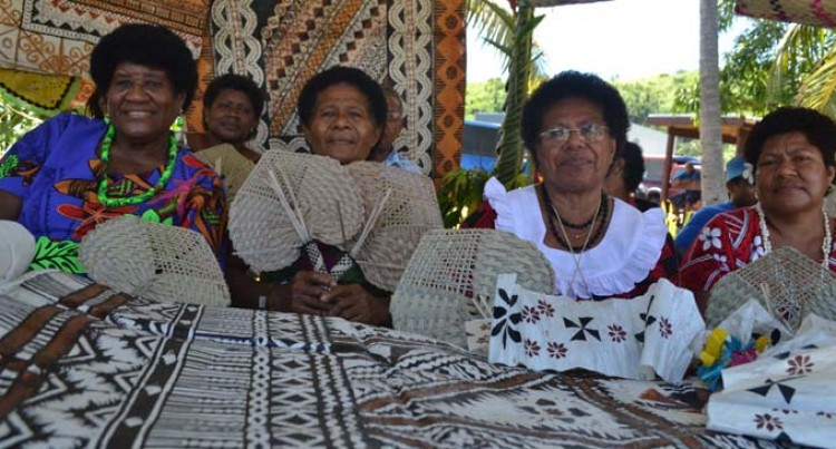 Weaving Of Sovatabua Fan Revived