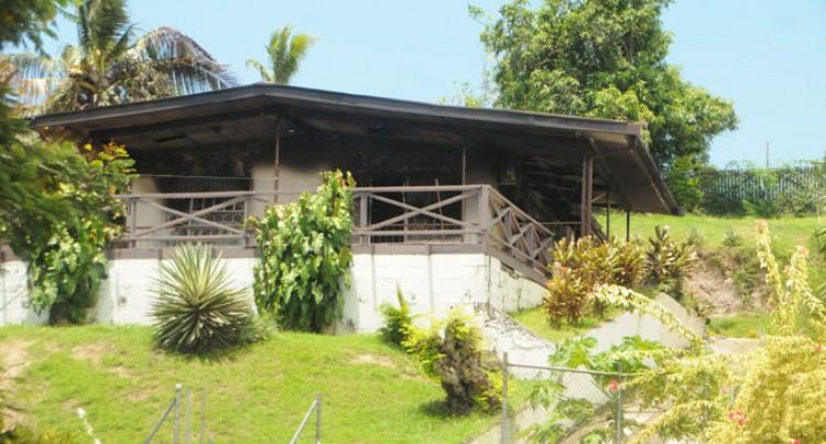 Children Saved From House Blaze
