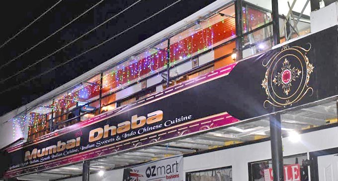 Mumbai Dhaba Opens Its Doors In Downtown Nadi