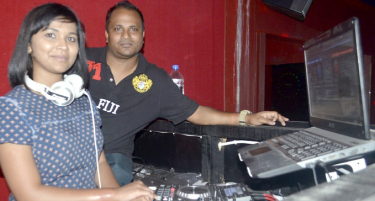 DJ Krital Turns Up The Music In Nadi