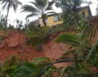 Landslide Shatters Wedding Plans, House Near Danger