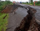 Authority Monitors Collapsed Highway