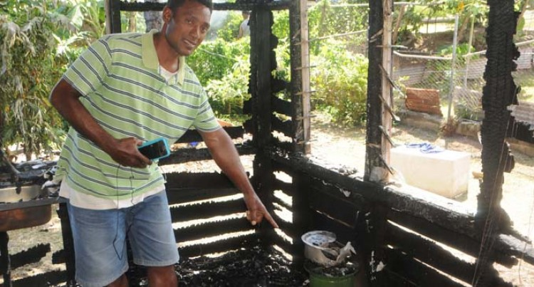 Lautoka Fire Destroys Family's Christmas
