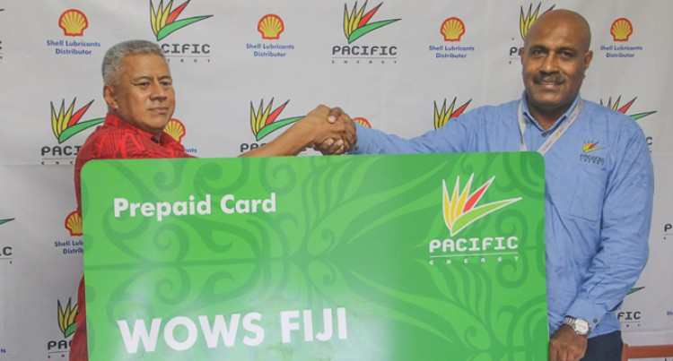 Pacific Energy Partners with WOWS Kids Fiji