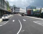 Greig Street Road Work Complete