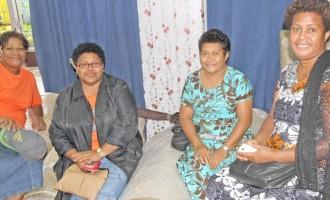 Koro Women Hope Mats Sold Will  Help Villages