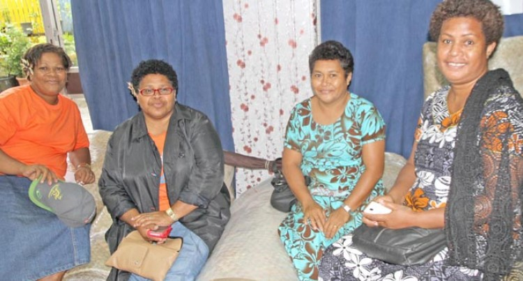 Koro Women Hope Mats Sold Will  Help Villages