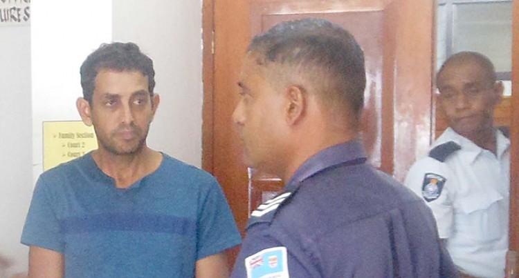 Shooting Accused  Remanded For 14 Days