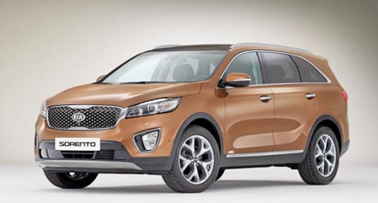 The Luxurious Kia Sorento