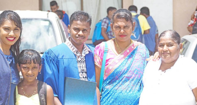 Tabia Native Nagaiya Graduates In Automotive Engineering
