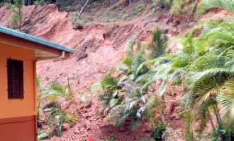 School Board Worry About Landslide  Aftermath
