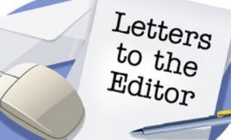 Letters To The Editor, 21st  January 2017