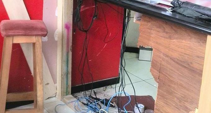 Thieves Steal 600kg Safe In Suva Break In Fiji Sun