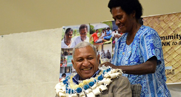 PM Expresses Concerns About iTaukei Health
