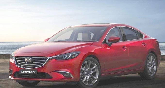 Imagination drives us-Mazda6