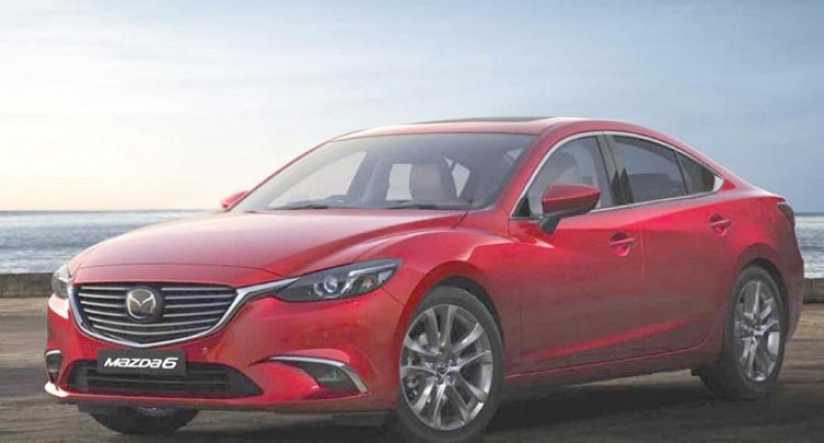 Imagination drives us-Mazda6