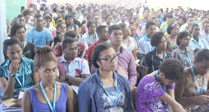 Talking Helps People Speak Out About Issues: Vuniwaqa