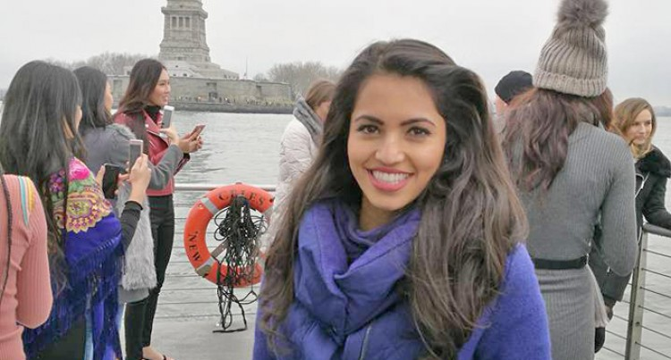 Pooja Excited With New York Visit