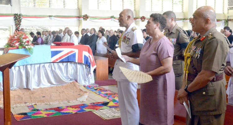 Military Officer Farewelled As Man Of God