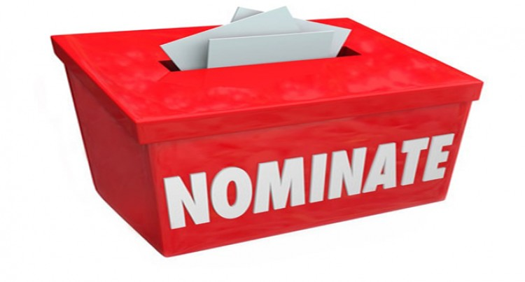 Submit Your Nominations, Officials Told