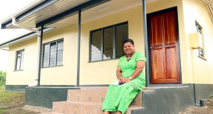 PM Keeps Promise,  Mother Gets New Home