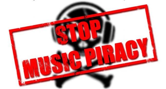 Need To Stop Piracy: Procera Music