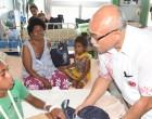 Children's Hospital Parents Praise Presidential Visit
