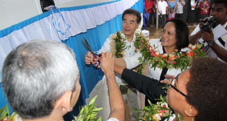 Vuniwaqa Launches First REACH Bus