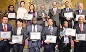 Fiji Announced joint Winner For Global Inclusion Award