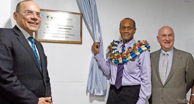 Recoveries Corporation $2M Call Centre Opens