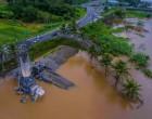 Toga Road Flooded