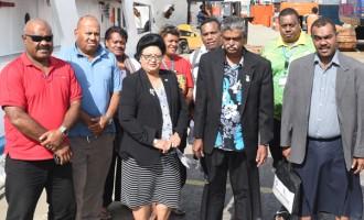 Standing Committee Bound For Rotuma