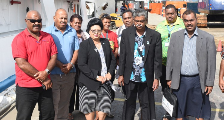 Standing Committee Bound For Rotuma
