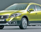 Suzuki SX4/SV4 S-CROSS Represents New Possibilities