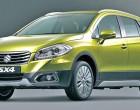 Suzuki SX4/SV4 S-CROSS Represents New Possibilities