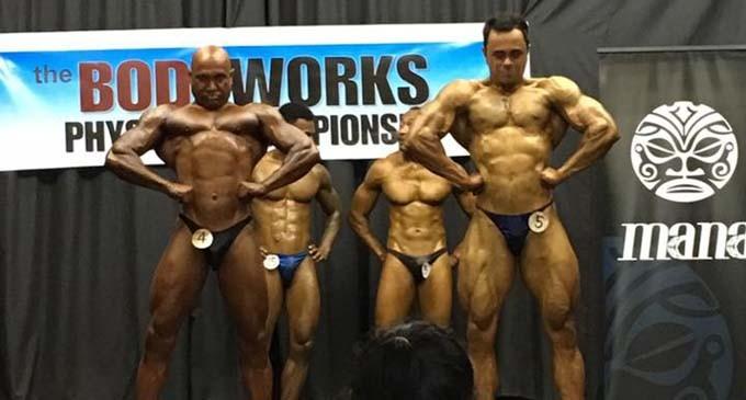 Body Show A Hit In Suva