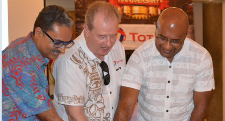 Total Celebrates 10 Years Of Service