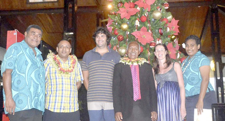 Tokatoka Resort Lights Up