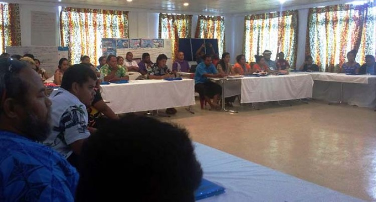 South-South Co-Operation Programme Sees Tuvalu Youths Receive SOS Training