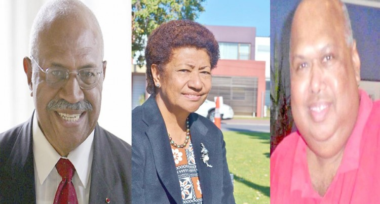 Rabuka Caught In Maelstrom Of Internal Differences, Egos