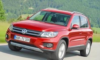 2015 Volkswagen Tiguan Overview
