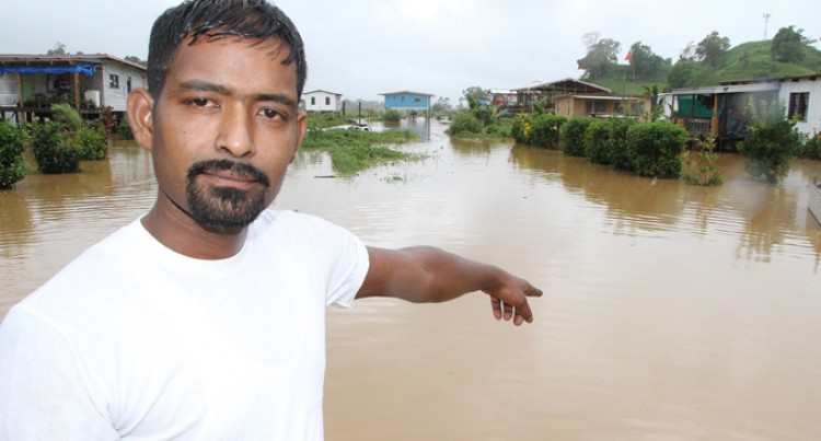 Residents Blame Poor Drainage For Flooding