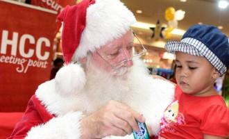 Last Minute Christmas Shopping For Bai