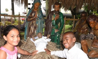 Cathedral Celebrates With Spirit Of Giving