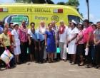New Wheels For Waiyevo Hospital