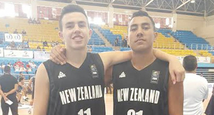 Brothers Lead Tall Blacks Campaign