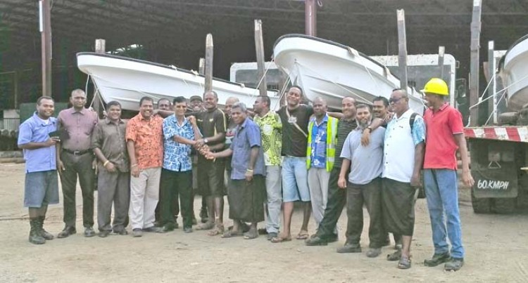 Tavea's 3 Boats To Ease Transport Woes
