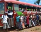 Bus Service Brings Relief For Residents