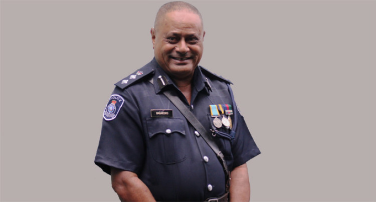 SSP Babakoro 35 Years Of Service Ends